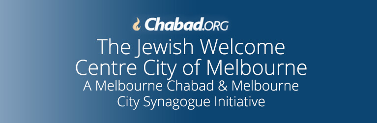 The Jewish Welcome Centre City of Melbourne