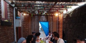 Sukkah in the City