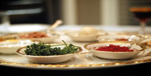 First Night Pesach Communal Seder